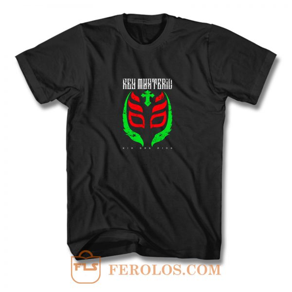 Six One Nine Rey Mysterio Wrestling Champion T Shirt