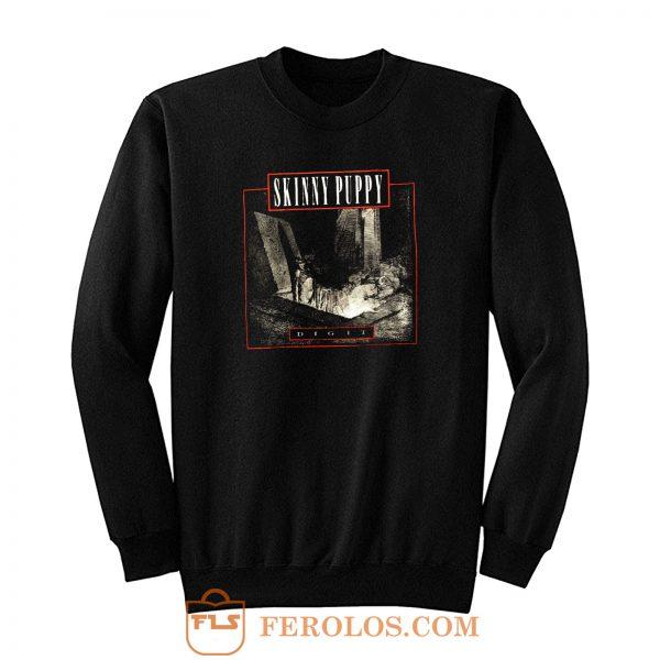 Skinny Puppy Band Sweatshirt