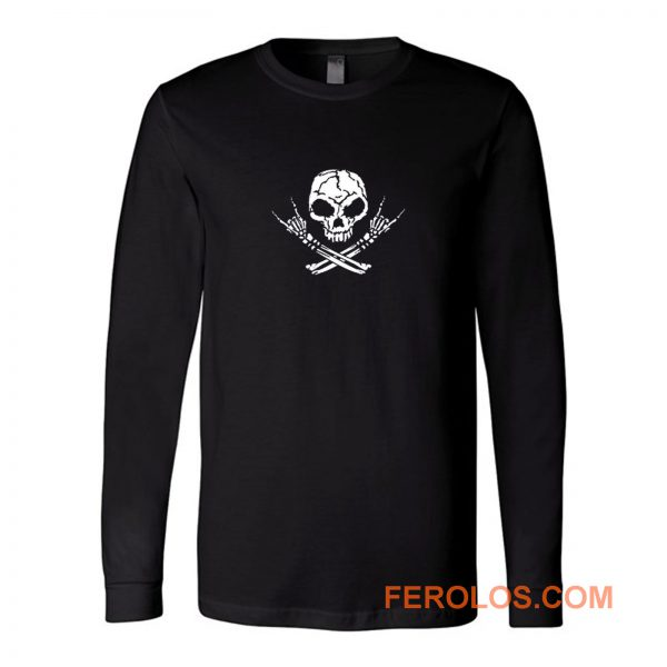 Skull Of Rock Long Sleeve