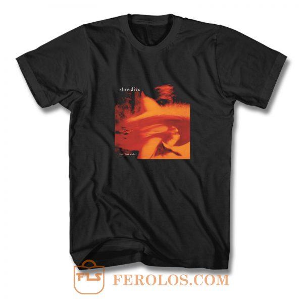 Slowdive Rock Band T Shirt
