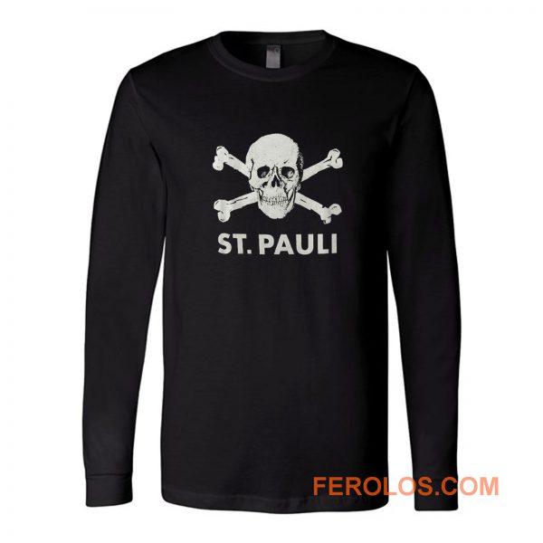 St Pauli Fc Long Sleeve