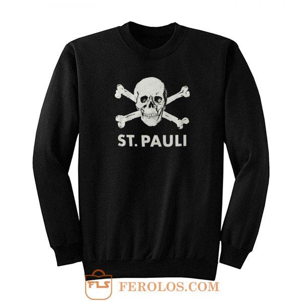 St Pauli Fc Sweatshirt
