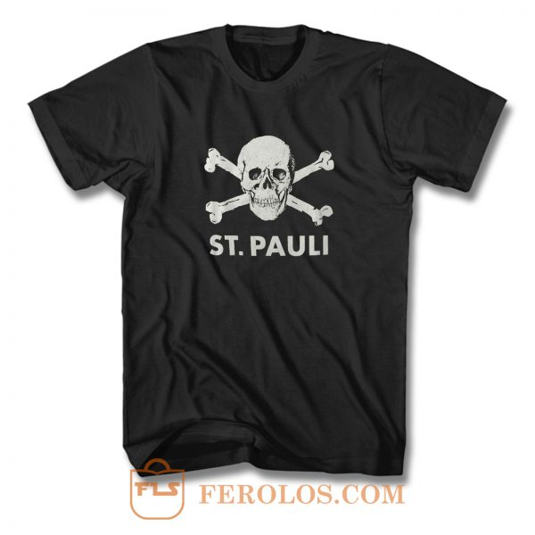 St Pauli Fc T Shirt