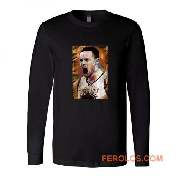 Steph Stephen Curry Basketball Long Sleeve