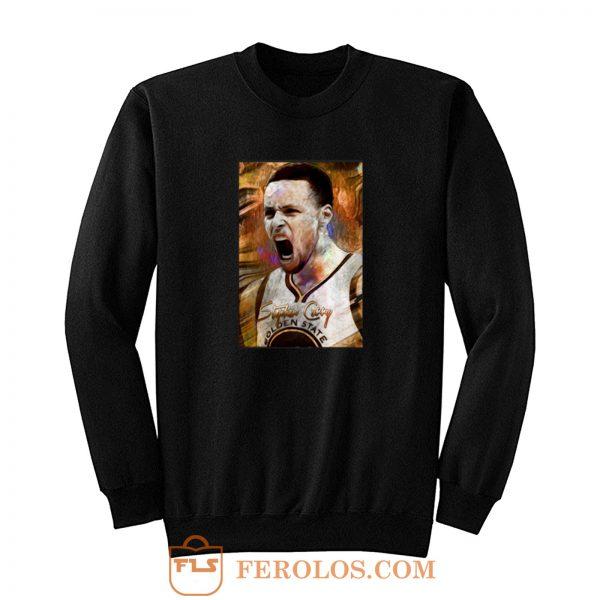 Steph Stephen Curry Basketball Sweatshirt