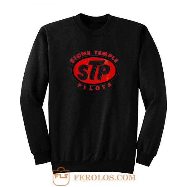 Stone Temple Pilots Stp Band Sweatshirt