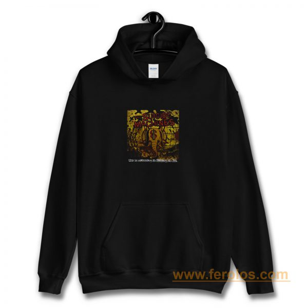 Suicide Machines Band Hoodie