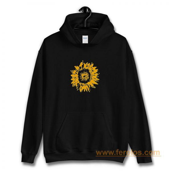 Summer Sunflower Hoodie