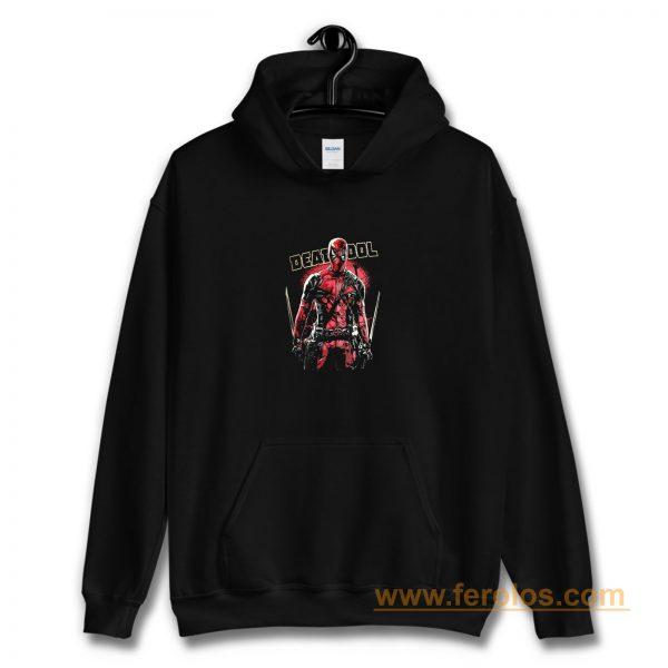 Superhero Comic Deadpool Hoodie
