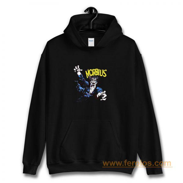 Superhero Vampire Villains Morbius Hoodie