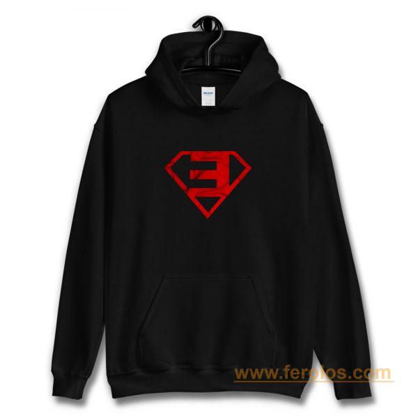 Superman Eminem Rap Hip Hop Hoodie