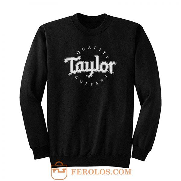 Taylor Guitars Sweatshirt