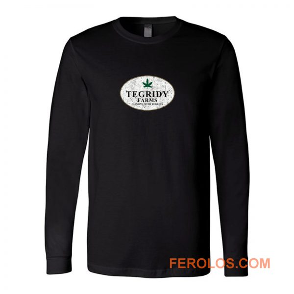 Tegridy Farms Long Sleeve