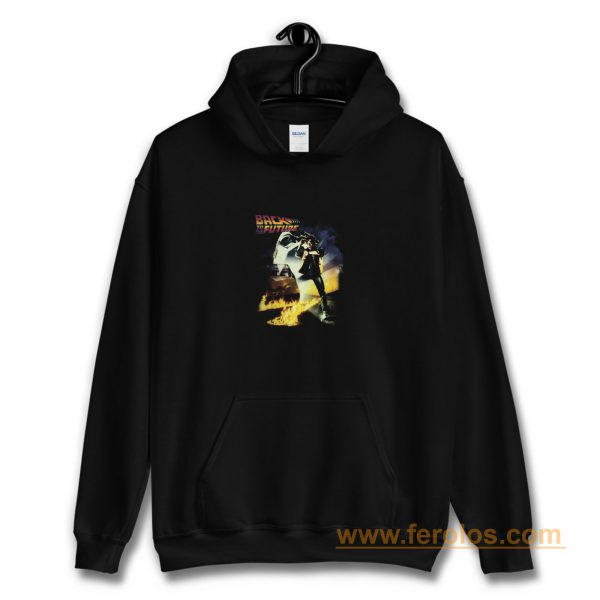 The Back Future Movie Hoodie