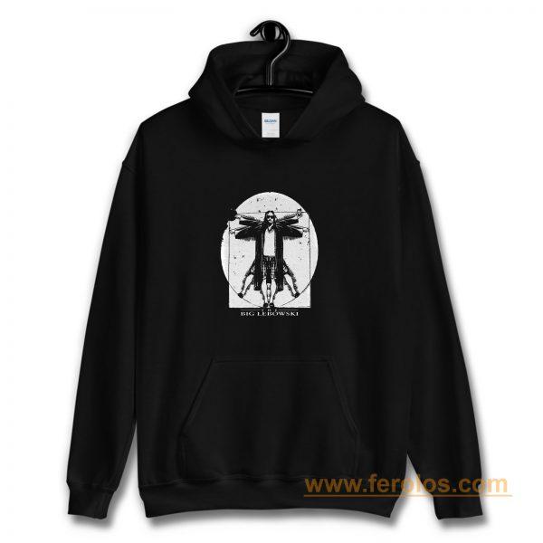 The Big Lebowski Vitruvian Hoodie