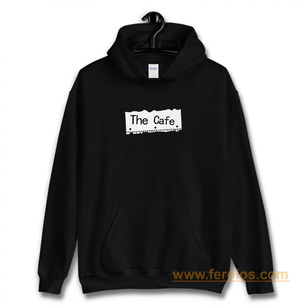 The Cafe Retro Hoodie