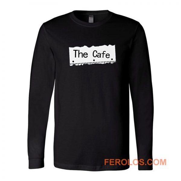The Cafe Retro Long Sleeve