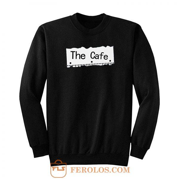 The Cafe Retro Sweatshirt