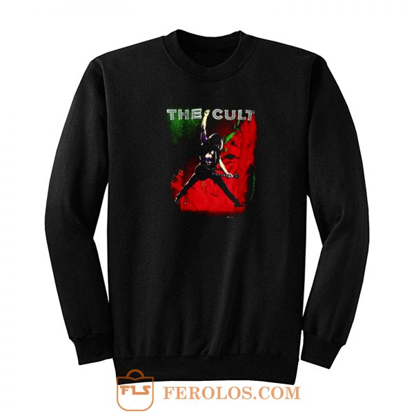 The Cult Rock Sweatshirt