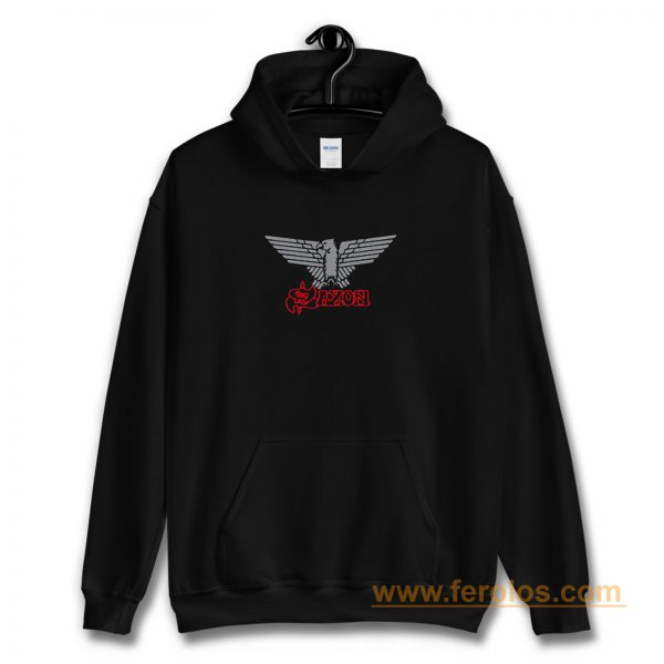 The Eagles Landing Saxon Band Hoodie