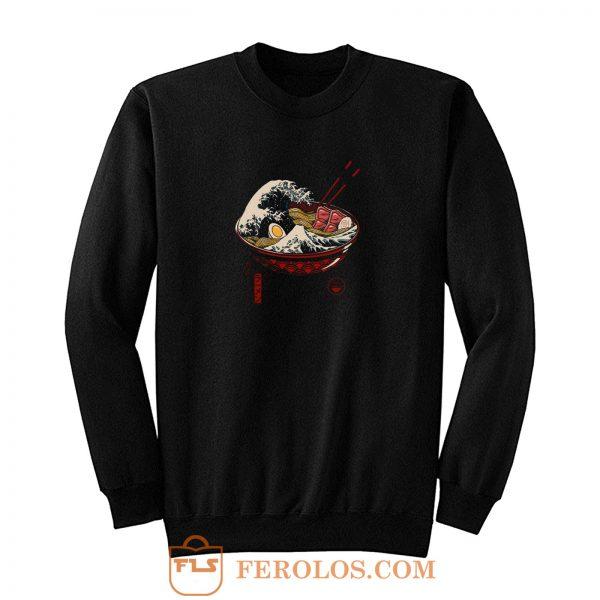 The Great Japanese Ramen Sweatshirt
