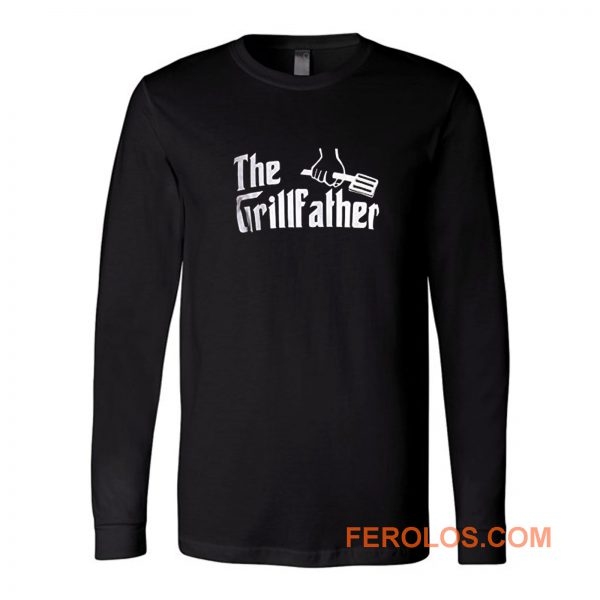 The Grill Father Long Sleeve