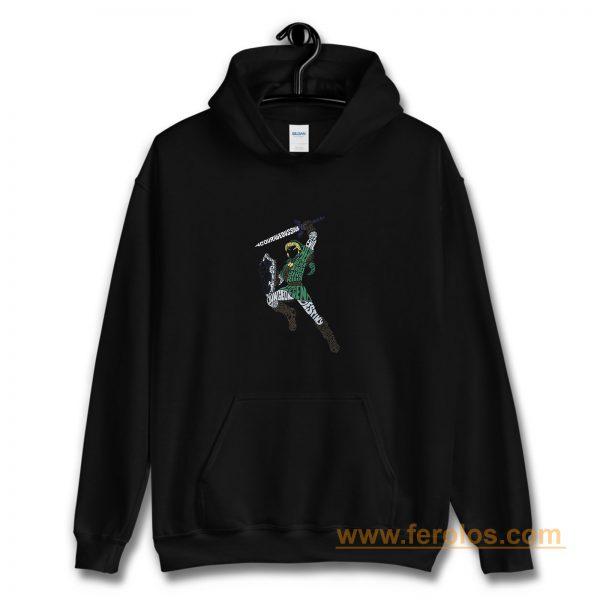 The Legend Of Green Warrior Hoodie