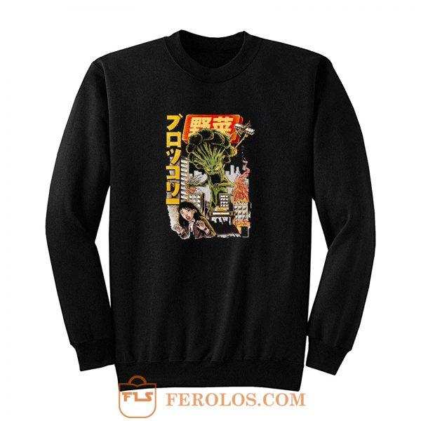 The Monster Is Coming Sweatshirt