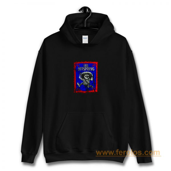 The Offspring Band Tour Hoodie