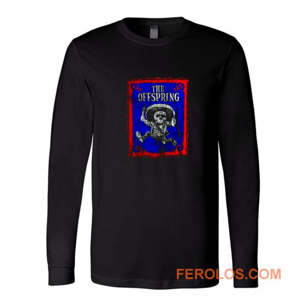 The Offspring Band Tour Long Sleeve