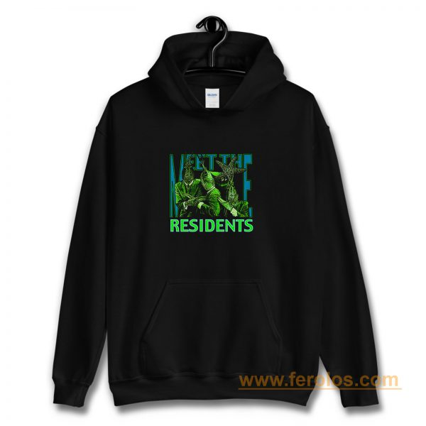 The Residents Meet The Residents Hoodie