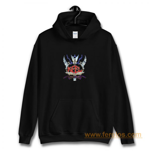 The Right To Rock Keel Band Hoodie