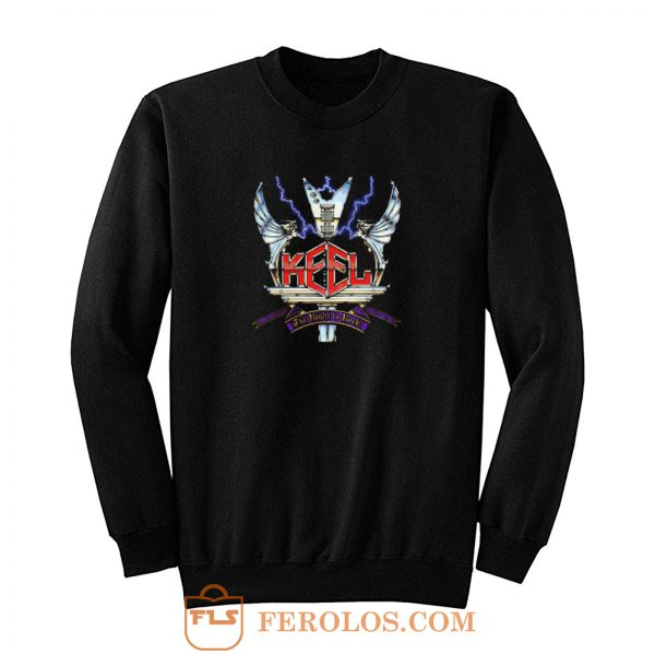 The Right To Rock Keel Band Sweatshirt