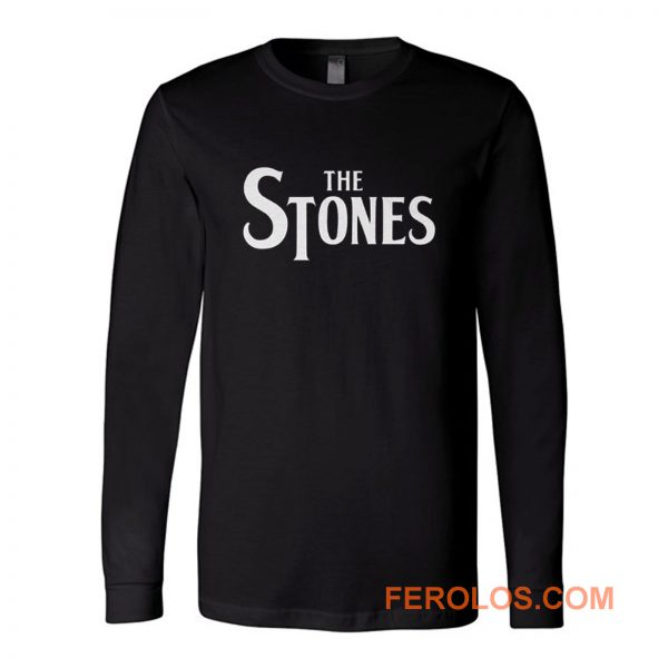 The Stones Long Sleeve