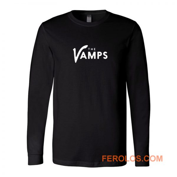 The Vamps Music Band Long Sleeve