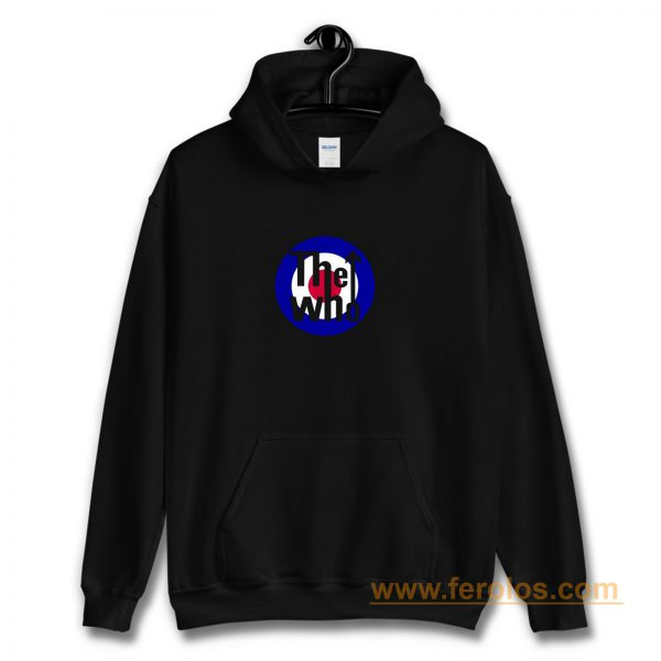 The Who Band Music Hoodie