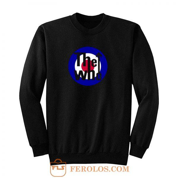 The Who Band Music Sweatshirt