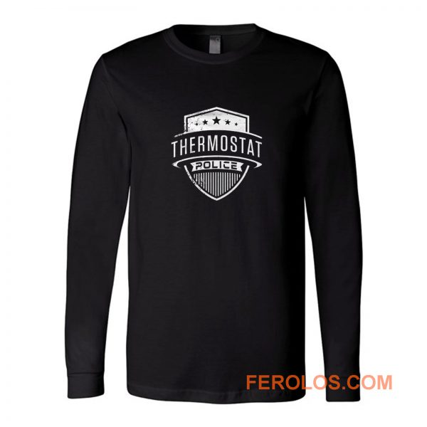 Thermosthat Police Long Sleeve