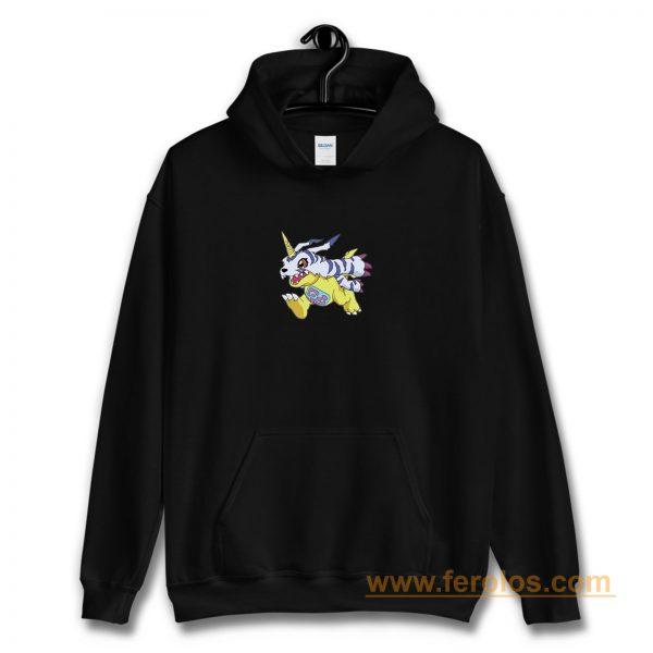 Thunder Horn Digimon Hoodie