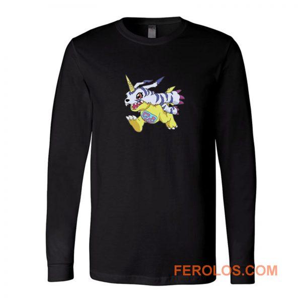 Thunder Horn Digimon Long Sleeve