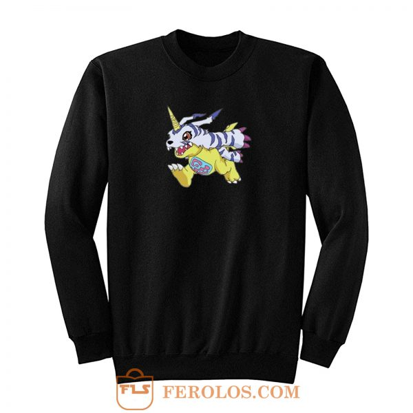 Thunder Horn Digimon Sweatshirt