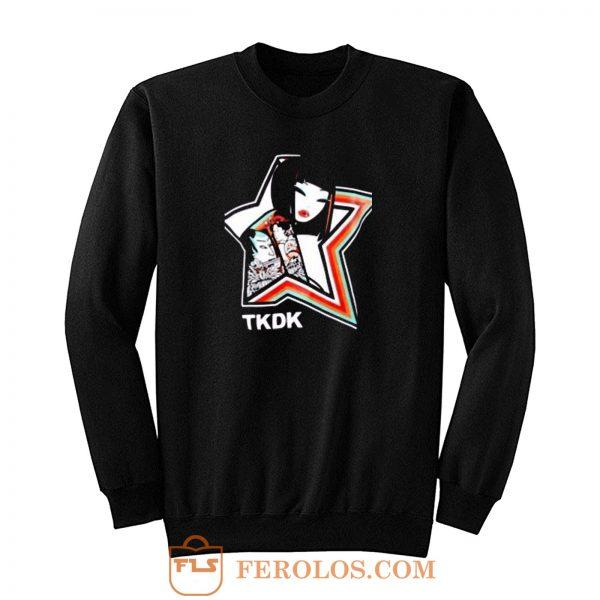 Tokidoki Retro Stella Girl Sweatshirt