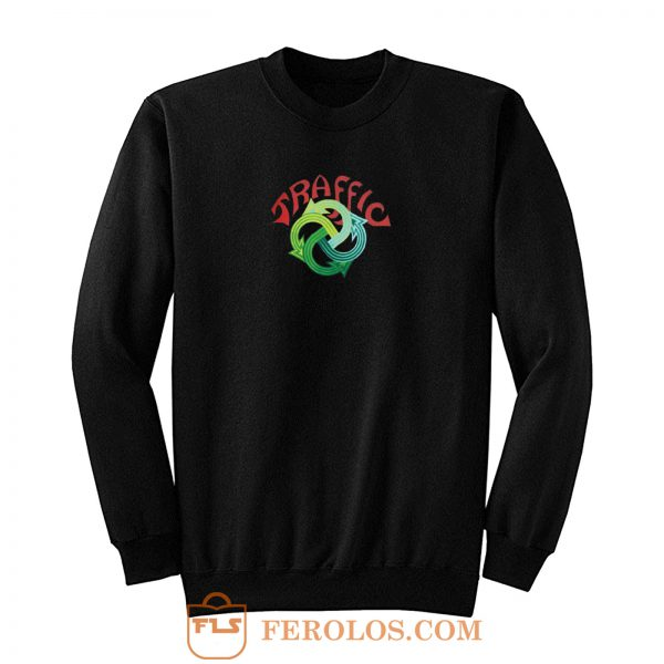 Traffic Band Sweatshirt
