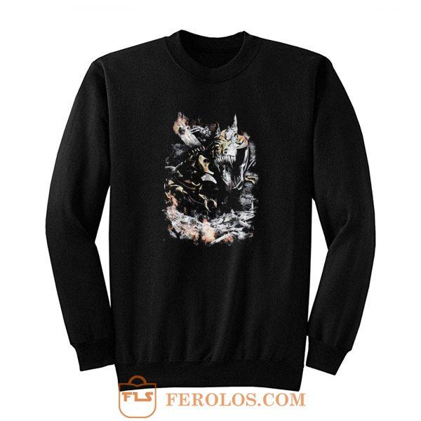 Transformers Age Of Extinction Movie Sweatshirt