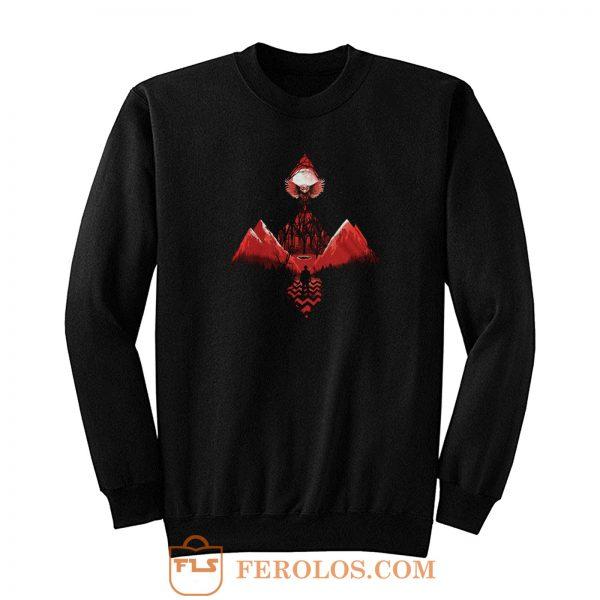 Twin Peaks Dale Cooper Sweatshirt