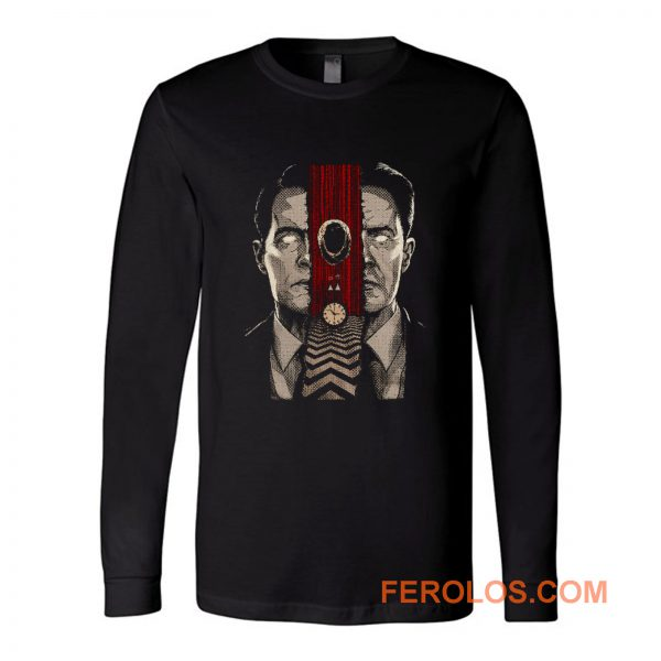 Twin Peaks Original Art Long Sleeve