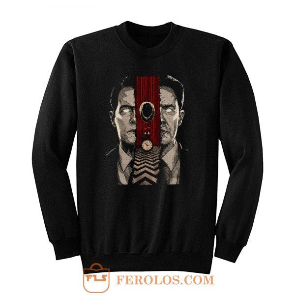 Twin Peaks Original Art Sweatshirt