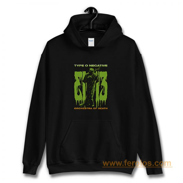Type O Negative Band Hoodie