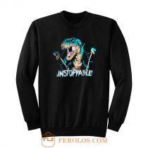 Unstoppable T Rex Sweatshirt