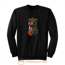 Usa The Rolling 2019 Stones No Filter Guitar Tour Sweatshirt